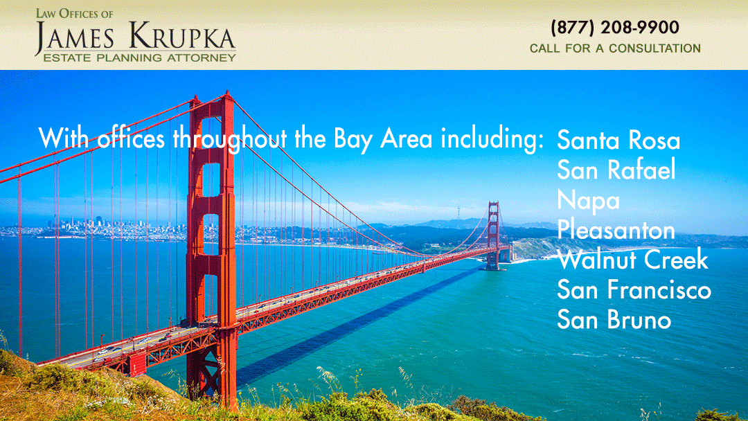 With offices throughout the Bay Area including: Santa Rosa, San Rafael, Napa, Pleasanton, Walnut Creek, San Francisco & San Bruno
